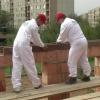 Montaż szalunków wieńców bez konstrukcji stropowej