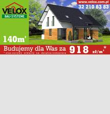 Budujemy dla was od 2520 zł/m2